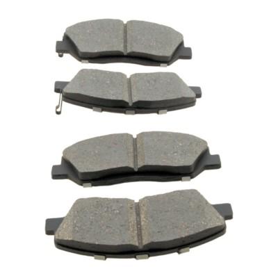 Brake Pads Front Adaptive One Ceramic Ado Ad8322
