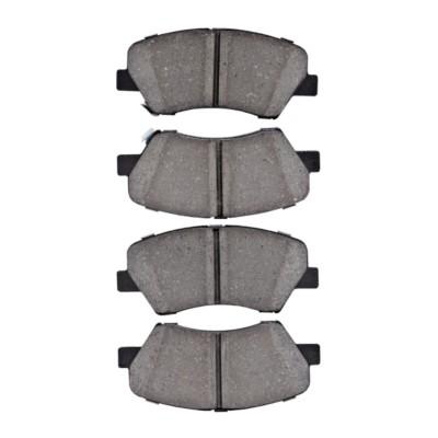 Brake Pads Front Adaptive One Passenger Ado Ad8751