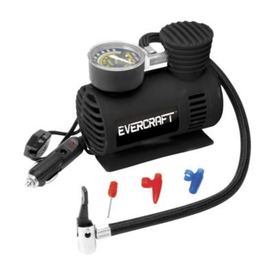 Evercraft - 12 V compact tire inflator - Air compressor ECF 7768067-1
