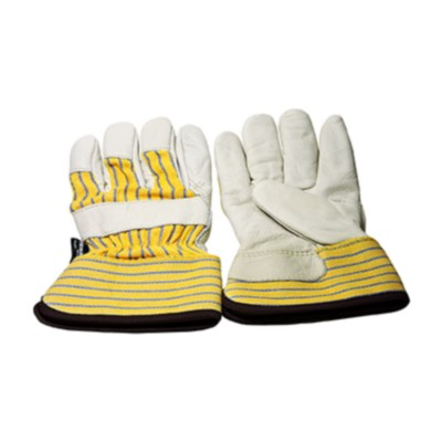 Er Glove Thinsulate Lined Gr Leather Palm Patch Large Gjo 15610
