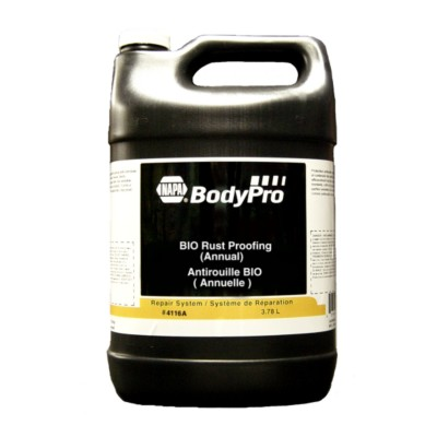 Rust Proofing Compound ANNUAL BIO RUSTPROOFING BPR 4116A-1