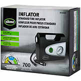 Slime® 12V Tire Inflator with LED Light, 8 Minute Standard Size Tire Inflation Time PER 42004