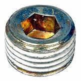 Pipe Plug - Universal 10 mm 16 mm - 1.5 OES 7041883