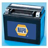 NAPA Multisport - Batterie véhicule - BCI No. NA - 200 A - Glass Mat RNB CTX14BS