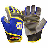 NAPA Gloves - Fingerless Gloves, Heavy Duty NAPA (Large) GJO C41342